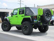 Jeep Soft Top Replacement Bestop Trek Top NX 07-18 Wrangler JK Black Diamond