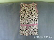 George Girls' Short Length 100% Cotton Dresses (2-16 Years)