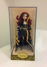 DISNEY STORE DESIGNER FAIRIES DOLL COLLECTION - ZARINA THE PIRATE FAIRY  LE 4000