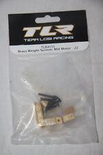 TEAM LOSI RACING Système d'équilibrage Moteur central 1/10 TT 22  - TLR4151