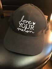 Love Your Melon Black Ball Cap NEW 4b8724f5c9e3
