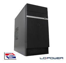 LC-Power - Micro-ATX-Gehäuse 2006MB mit 2x USB 3.0