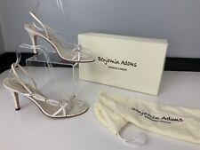 Benjamin Adams Womens Heels, Shoes, Eu37 Uk 4, White, Vgc