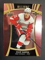 2019-20 Allure Filip Zadina Pink Diamond Rookie