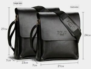 New High quality Men Shoulder Bag Business Crossbody Messenger Bag