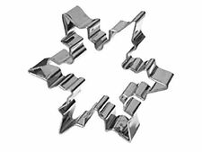 Snowflake Cookie Cutter. - Cutter Christmas Eddingtons Pastry Biscuit Metal