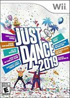 Just Dance 2019 for Nintendo Wii - Brand New / Factory Sealed - FAST SHIPPING