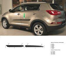 Türschutzleisten Rammschutz für Kia Sportage III SUV 5-Türer 2009-2015