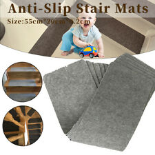1PCS Non-slip Stair Treads carpet Gray Mats Office Household Indoor Outdoor   AU