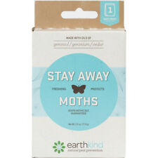 Stay Away 2.5 oz Moth Repellent Natural Non-toxic & Safe No Mess or Clean-up
