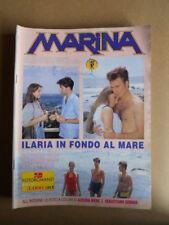 MARINA n°413 1995 Rivista di Fotoromanzi ed. LANCIO [G830]