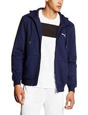 Abbiglimento sportivo da uomo Felpa con cappuccio blu fitness