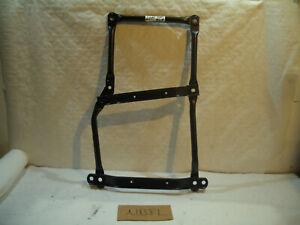 U Strebe verstärkt hinten Pulverbeschichtet in schwarz mx-5  NBFL MK2 Nr. 6011 B