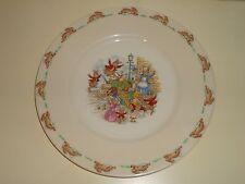 Royal Doulton Dish English Bone China 1 Dish, 2 Bowls , And 1 Spoon & Fork Set