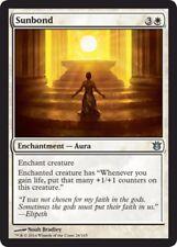 2x MTG: Sunbond - White Uncommon - Born of the Gods - BNG - Magic Card