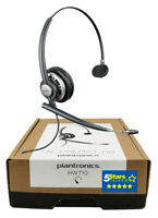Plantronics HW710 EncorePro Wideband Headset (78712-101) Brand New 2 Yr Warranty