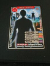Dr who monster invasion ultimate card number 422 ghost Army