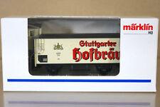 MARKLIN MäRKLIN 34957 GES GTUTTGARTER HOFBRAU BIER BEER WAGON nc