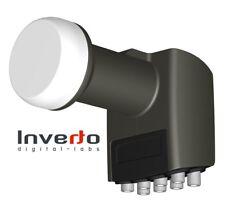 INVERTO Negro PRO HQ OCTO LNB 0,2dbdB HDTV 8 teilnemher