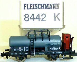 Tank Wagon Dr Fleischmann 8442 EP IV New Boxed N 1:160 HR3 Μ
