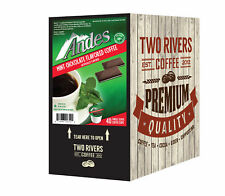 Andes Mint Chocolate Coffee  K Cup 40 Pack Count