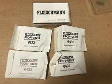 Fleischmann H0 6432   4 x Schaltschiene, 1-polig NEU + OVP