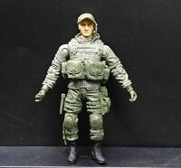 SPECIAL OPS 1:18 Action Figure Soldier SEAL SAS RUBBER SPEED BOAT RAFT 18/_Boat