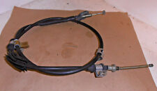 Rover 200, 25, MG ZR, Handbrake Cable Right Hand Rear Drum Brake Models 95- 06