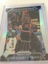 Panini Refractor Kevin Durant Basketball Trading Cards
