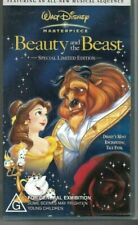 BEAUTY AND THE BEAST : Special Limited Edition (Children's Video) Walt Disney