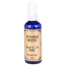 100ml Cleaning Agent Cleaner For Table Tennis Pingpong Rubber Racket Bats