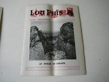 Lou Païs journal régional lozère mai 1973 le Signal de randon