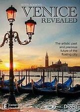 Venice Revealed (DVD, 2-Disc Set) - Region 4 - New and Sealed, Peter Ackroyd