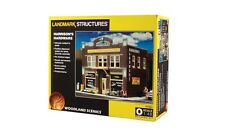 Woodland Scenics 5891, Harrison's Hardware - O Scale Building Kit, PF5891