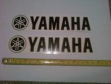 2 Factory Yamaha Decals Stickers Warrior Raptor 350 660