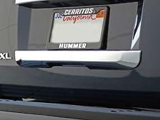 GMC Yukon / Chevy Tahoe 2007-2011 TFP Chrome Lower Tailgate Handle Overlays