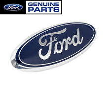 "2007-2012 Edge Flex Taurus X Genuine Ford OEM 9"" Front Blue Oval Grille Emblem"