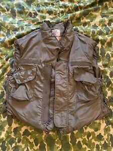 XL 1966 3/4 Collar Vietnam War Fragmentation Vest