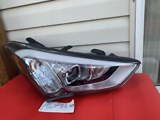 Nice! 2013-2015 2016 Hyundai Santa Fe Headlight Headlamp Right Halogen OEM A786