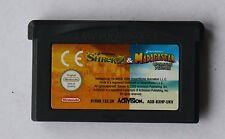Shrek 2 and Madagascar --  Gameboy Advance -- GBA