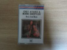 Chet Atkins & Mark Knopfler Neck And Neck Korea Edition Sealed Cassette Tape