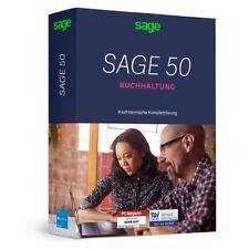 Sage 50 Buchhalter Standard 2018 + 50€ Gutschein + 12 Monate Betreuung & Updates