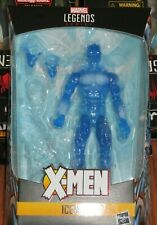 Loose Marvel Legends AoA Wave 2 ICEMAN Colossus BAF part NOT included