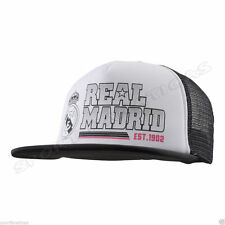 REAL MADRID TRUCKER CAP HAT  OFFICIAL AUTHENTIC NEW SEASON CRISTIANO RONALDO