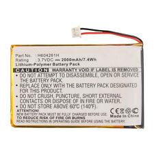 2000mAh H604261H Battery for Bushnell Yardage Pro 368100 368110 Golf GPS Unit