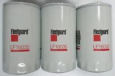 (SC) LF16035 Fleetguard Oil Filter for 1989-2013 Cummins 5.9L & 6.7L (Pack of 3)