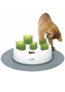Catit Senses 2.0 Digger for Cats Interactive Stimulating Kitty Cat Feeder 9853