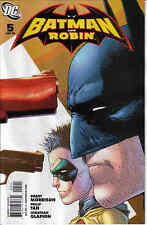 BATMAN AND ROBIN #5 / GRANT MORRISON / PHILIP TAN / DC COMICS / 2009