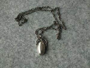 Georg Jensen Sterling Silver Pendant of the Year 2005