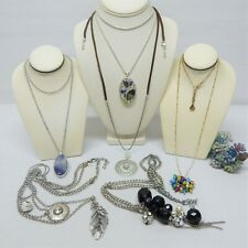 New ListingDesigner Necklace Lot Chico'S, Lucly Brand, Vera Bradley, Vera Wang & Others